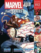 Marvel Fact Files Vol 1 192