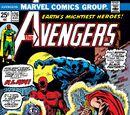 Avengers Vol 1 126
