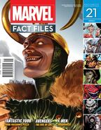Marvel Fact Files Vol 1 21