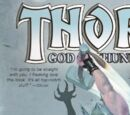 Thor: God of Thunder Deluxe Hardcover Vol 1 1