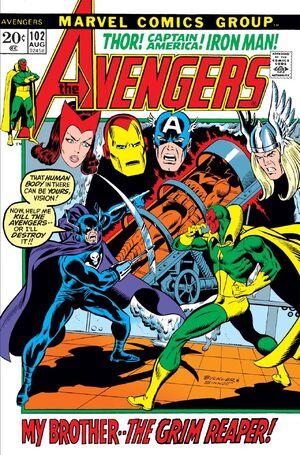 Avengers Vol 1 102