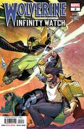 Wolverine Infinity Watch Vol 1 2