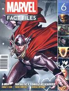 Marvel Fact Files Vol 1 6