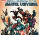 Official Handbook of the Marvel Universe A-Z HC Vol 1 2