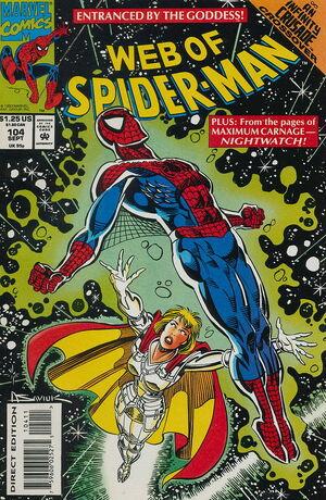 Web of Spider-Man Vol 1 104