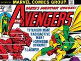 Avengers Vol 1 130