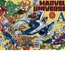 Official Handbook of the Marvel Universe Vol 1