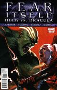 Fear Itself Hulk vs Dracula Vol 1 1