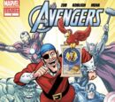 Pirate's Booty and the Avengers Vol 1 1