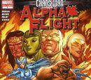 Chaos War: Alpha Flight Vol 1 1