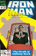 Iron Man Vol 1 284
