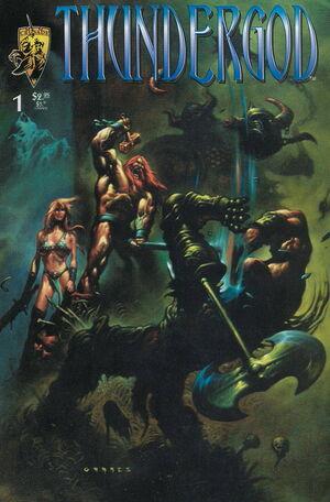 Thunder God Vol 1 1