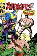 Avengers Vol 1 40