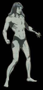 Bio-alien levians