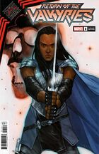 King in Black Return of the Valkyries Vol 1 1 Profile Variant