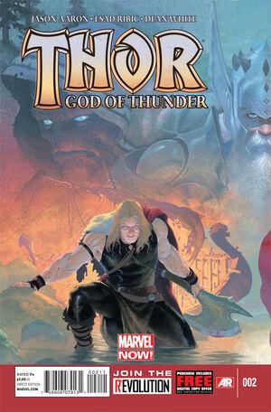 Thor God of Thunder Vol 1 2