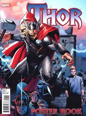 Thor Poster Book Vol 1 1