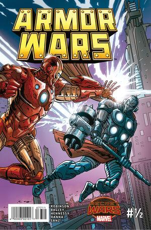 Armor Wars Vol 1 ½