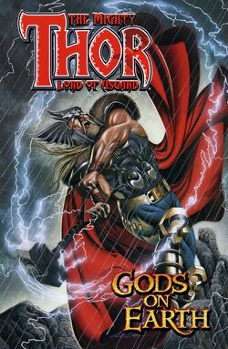 Thor Gods on Earth TPB Vol 1 1