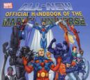 All-New Official Handbook of the Marvel Universe Update Vol 1 1