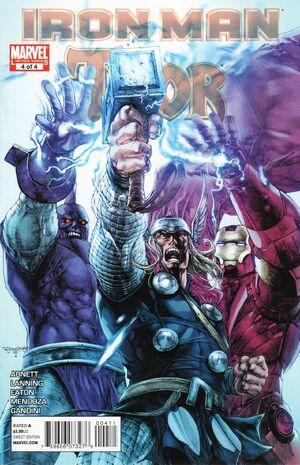 Iron Man-Thor Vol 1 4