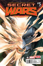 Secret Wars Vol 1 5