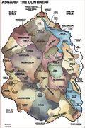 Map of Asgard 2