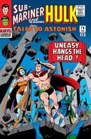 Tales to Astonish Vol 1 76