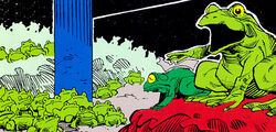 Frogs of Central Park (Earth-616)