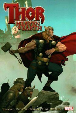 Thor Heaven and Earth HC Vol 1 1