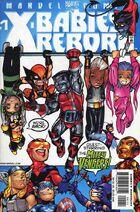 X-Babies Reborn Vol 1 1