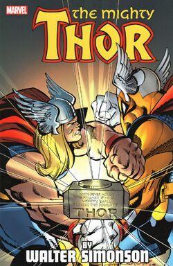 Thor by Walt Simonson TPB Vol 1 1