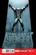 Uncanny Avengers Vol 1 11
