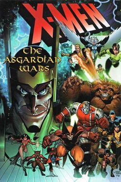 X-Men The Asgardian Wars HC-TPB Vol 1 1
