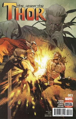 Unworthy Thor Vol 1 3