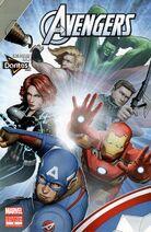 Avengers Vol 1 202 Doritos Edition