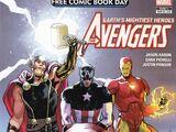 Free Comic Book Day Vol 2018 1