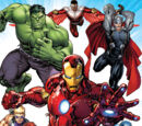 Marvel Universe: Avengers Assemble Vol 2 1