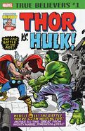 True Believers Jack Kirby 100th Anniversary Thor Vol 1 2