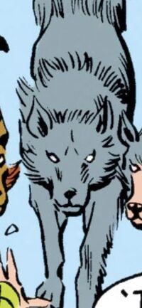 Gregor (Wolf) (Earth-616)