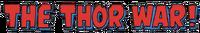 Thor War Logo