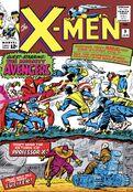 Uncanny X-Men Vol 1 9