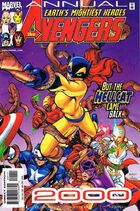Avengers Annual Vol 3 2000