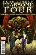Fear Itself Fearsome Four Vol 1 1
