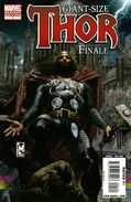 Thor Giant-Size Finale Vol 1 1 Bianchi Variant
