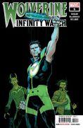 Wolverine Infinity Watch Vol 1 5