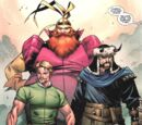 Warriors Three (Earth-616)