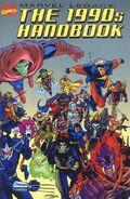 Marvel Legacy Handbook Vol 1 4