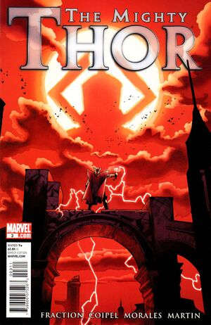 Mighty Thor Vol 1 3