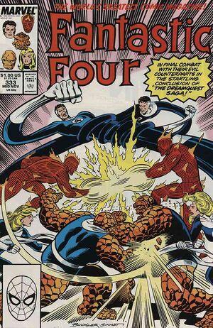 Fantastic Four Vol 1 333